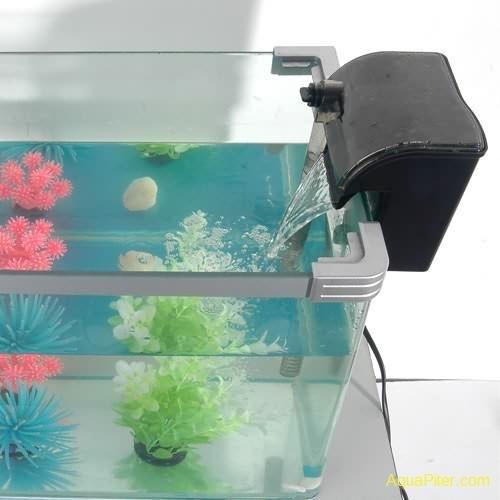 Фильтр водопад для аквариума